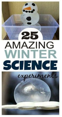 WINTER SCIENCE: 20+ experiments your kids will love! #scienceforkids #scienceexperimentskids #winteractivitiesforkids #growingajeweledrose Winter Activities For Kids, Kids Learning Activities, Educational Activities, Fun Learning, Toddler Activities, Science Experiments Kids, Science For Kids, Toddler Preschool, Pre School