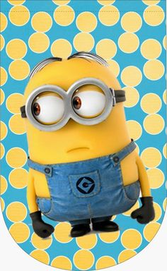 Despicable Me 2: Free Party Printables and Images.