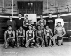 Men's Boxing Team, Howard University | 1930s