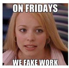 On Fridays