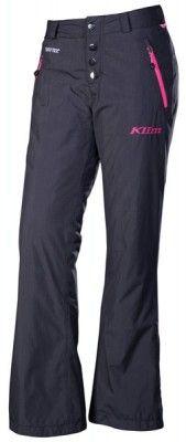 Klim Women's Intrigue Snow Pants - Pink. THESE.