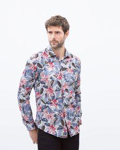 e6a61ea5fa2f8 ¿Quiéres saber cómo será la Moda Camisas Hombre Otoño Invierno 2015-2016