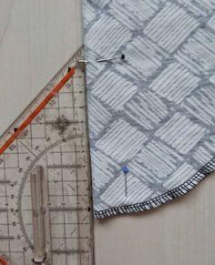 Anna idean kiertää!: Ohje pipoihin Anna, Fabric, Handmade, Crafts, Tejido, Tela, Hand Made, Manualidades, Cloths