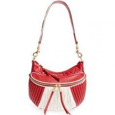 bebd1214015 Matelassé Leather Large Convertible Satchel from Miu Miu Handbags    Accessories on Gilt   Purse, bags   Pinterest   Judith leiber, Miu miu  handbags and ...