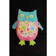 92d0c10f583 This adorable boutique quality infant toy owl by Maison Chic will be a  favorite cuddle toy of any infant or toddler. This precious toy doubles as  a keepsake ...