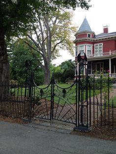 Stephen King's house - Bangor, Maine