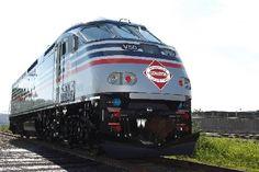 Virginia Railway Express (VRE) MP36PH-3C Locomotive.