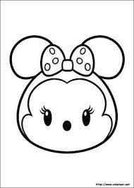 Image Result For Tsum Tsum Princess Dengan Gambar Buku