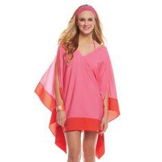 Katie Convertible Sleeve Tunic-Blood Orange | Fashion | Mud Pie