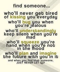 Find someone....