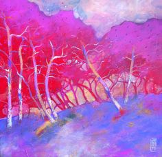 """Alessandro Andreuccetti """"Pine woods"""""""