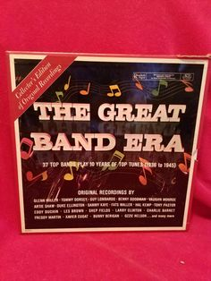 The Great Band Era Vintage Vinyl 10 Record by TheVintageRecordStop