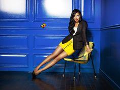 2012 Faces of Fox Campaign - Naya Rivera