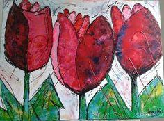 """""""Tulips in spring"""""""