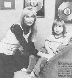 Agnetha and Linda Ulvaeus