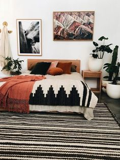 Boho Bedroom Carpet (1)