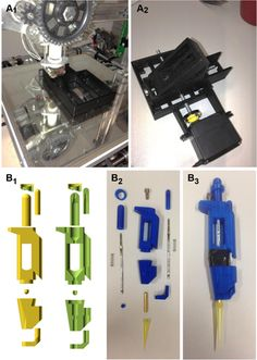 Open Labware: 3-D Printing Your Own Lab Equipment