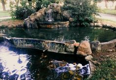 Waterfall..