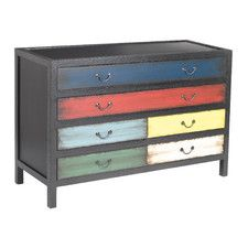 Kare 4 Drawer Chest