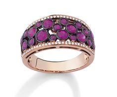 Marthan Lorand Ruby Rings, Love Ring, Captain Hat, Hats, Jewelry, Fashion, Moda, Jewlery, Hat