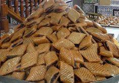 Makroud (pâtisserie aux dattes)