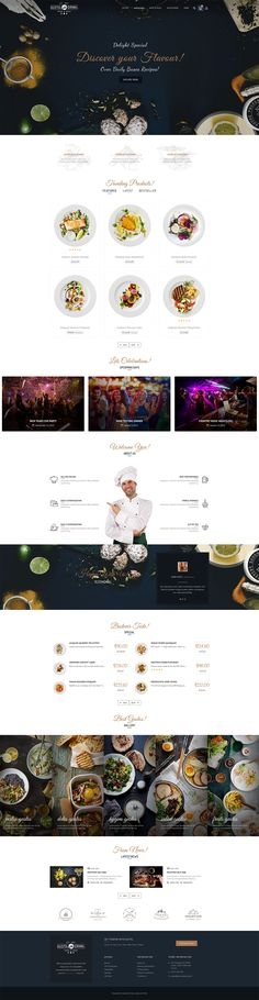 #Modern #Restaurant #Foods #Gusto #Wine #Drinks #Hotel #Motel #eCommerce #Opencart Responsive #multipurpose Theme