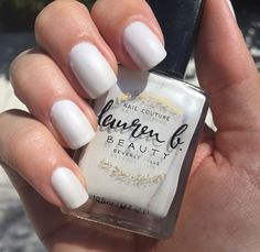 Lauren B Beauty Nail Couture Fall Collection