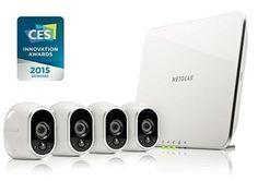 Arlo Smart Home Security Camera System / 4 HD Wire-Free I... http://www.amazon.com/dp/B016LJMRCW/ref=cm_sw_r_pi_dp_kMbtxb1GNRMXE