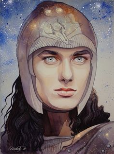 Túrin was the son of Húrin Thalion, Lord of the Folk of Hador, and Morwen Eledhwen of the House of Bëor. He was born in the month of Gwaeron (March) of the Year of the Sun 464