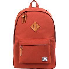 Herschel Supply Co. Woodlands Rust - Herschel Supply Co. Laptop Backpacks