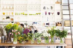 Pioneer Square: The London Plane - Bakery / Flower Shop / Bar