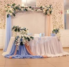 Wedding decoracion table bride and groom 48 ideas Wedding Chairs, Wedding Table, Diy Wedding, Wedding Ceremony, Party Wedding, Wedding Bride, Romantic Wedding Receptions, Romantic Weddings, Wedding Scene