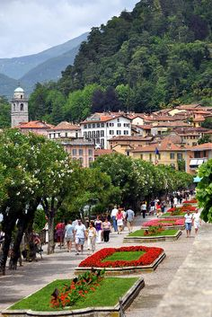 Bellagio Italy, Como lake