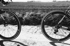 Paris-Roubaix recon - by Emily Maye | Trek Factory Racing