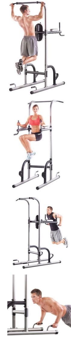 Abdominal Exercisers 15274: Exercise Equipment For Home Machine Gym Whole Body Abs Chin Pull Ups Fitness -> BUY IT NOW ONLY: $146.99 on eBay!