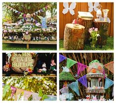 15 Disney Birthday Party Ideas | Disney Baby Fairy Birthday Party, Garden Birthday, Disney Birthday, 2nd Birthday Parties, Pixie Hollow Party, Disney Princess Party, Princess Birthday, Fairytale Party, Second Birthday Ideas