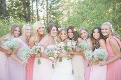 This outdoor wedding perfected the shabby chic theme Pink Wedding Theme, Chic Wedding, Wedding Decor, Magical Wedding, Woodland Wedding, Shabby Chic Theme, Rustic Theme, Rustic Style, California Wedding Venues