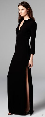 Halston Heritage Women's Pre-Fall Bring out the fake boobs Fall Fashions, Halston Heritage, Closet Space, Lbd, Women's Fashion Dresses, Black Tie, Get Dressed, Fasion, Destiny