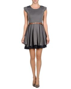Angel eye Women - Dresses - Short dress Angel eye on YOOX ($65)