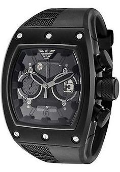 New Original EMPORIO ARMANI AR4901 Men's Watch Click to find out more -  http://menswomenswatches.com/new-original-emporio-armani-ar4901-mens-watch/
