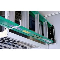 SafeRacks 4x8 Ceiling Rack Combo Pack - Offers storage inside as well as the outside!