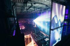 Der audiovisuelle Wahnsinn des Berlin Atonal 2014 im alten Heizkraftwerk | The Creators Project