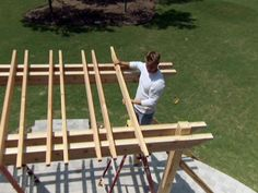 This DIYNetwork.com Basic, brought to you by The Home Depot, will provide tips on building a garden pergola.