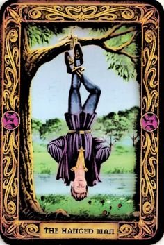 The Hanged Man http://psychicreadingsbydonna.nyc/the-hanged-man/?utm_content=buffer84a75&utm_medium=social&utm_source=pinterest.com&utm_campaign=buffer #psychic #mind #powerful #reading #tarot #time #healing #services #problems #cleansing #helping #lovers #spirits #moon #rising #medium #ghost #crystalball #supernatural #paranormal #florida #deerfieldbeach