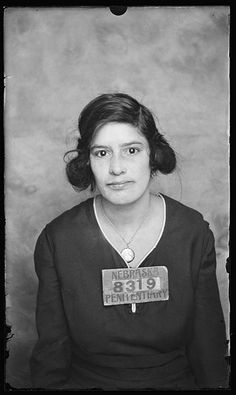 Manslaughter   Historic Nebraska Mug Shots