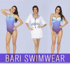 c3cc50294 Trajes de baño completos en Bari Swimwear  azul  morado  swimwear   bariswimwear