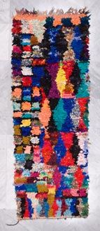 I am obsessed with these Moroccan boucherouite rag rugs. www.mycraftwork.com