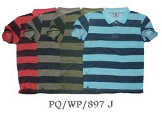 ColorHunt Men's Polo T-Shirts in Different Varieties  Brand: ColorHunt Sizes: Available As Per Order Category: Men's Clothing Product Code: PQ/WP/897 - J and PQ/WP/897 - G  For Bulk Order: Contact: 9879019876 and Email: colorhunt2011@gmail.com