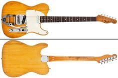 Image of Fender:Telecaster American Standard, Pre Owned, VG, Natural, Inc. Non Original Case Fender Standard Telecaster, Telecaster Guitar, Fender Guitars, Bass Guitars, Guitar Pics, Guitar Amp, Musical Instruments, Acoustic, American Standard