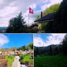 Basel, Mountains, Nature, Instagram, Geneva, Cottage House, Switzerland, Photo Illustration, Naturaleza